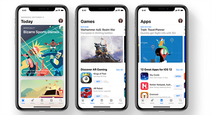 guide on launching an app